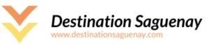 Logo Destination Saguenay - Tourisme Saguenay - Destination Saguenay - fjord du Saguenay - quoi faire - ou dormir - restaurant au Saguenay